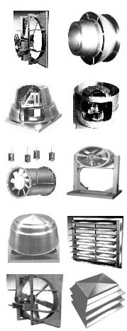 Chicago Blower Canada industrial process and OEM fans, blowers, ventilators.
